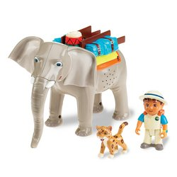 Go Diego Go Diego'S Elephant Rescue - Buy Go Diego Go Diego'S Elephant Rescue - Purchase Go Diego Go Diego'S Elephant Rescue (Fisher-Price, Toys & Games,Categories,Action Figures,Playsets)