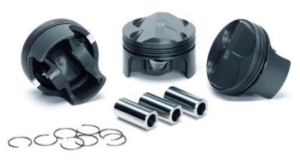 Supertech Pistons - RSX - - - P4-HK865-P6 - K20A2 cost performance 760307 su p4 ball screw shaft high speed precision bearings