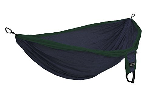 Eagles Nest Outfitters Doublenest Hammock Navy Forest