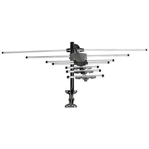 General Electric 33685 Digital Pro Outdoor Yagi Antenna, Black (General Electric Attic Antenna compare prices)