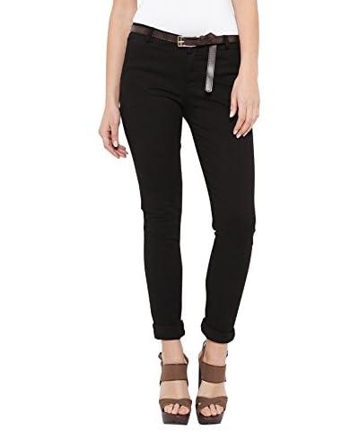 Eyedoll Pantalone Slim Colombia Nero XS