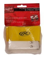 Rawlings Flag Football 2 Pack Set Yellow - 1