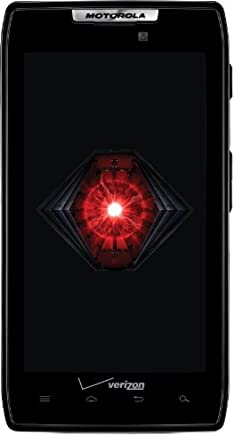 Motorola DROID RAZR 4G Android Phone, Black 32GB (Verizon Wireless)