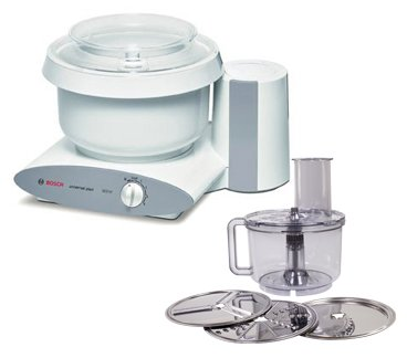 Bosch Universal Plus Mixer with Slicer Shredder Attachment by Bosch