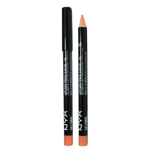 NYX Slim Lip Liner Pencil 817 Hot Red
