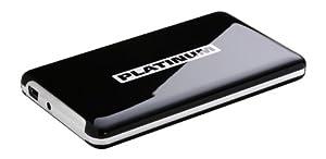 """Platinum MyDrive Disque dur externe portable 2,5"""" 500 Go USB 2.0 Noir"""