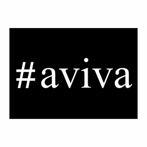 teeburon-aviva-hashtag-pack-of-4-stickers