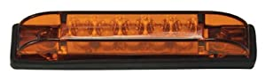 Pacer Performance 20-652 5-Diode Sealed Amber LED Running Light with Amber Lens from Pacer Performance