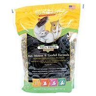 Vitakraft Vita Prima Sunscription Rat, Mouse & Gerbil Formula, 2 Lbs.