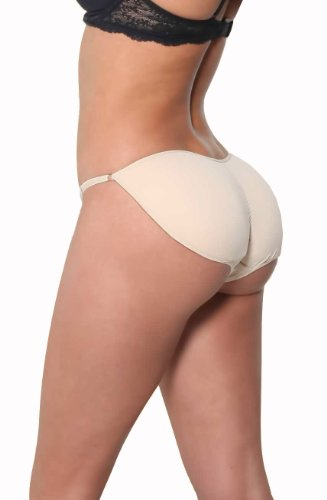 Butt Booty Enhancer Booster Padded Brief Panty