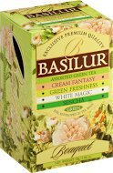 """Basilur Assorted Green Tea """"Bouquet"""" 20 Tea Bags"""