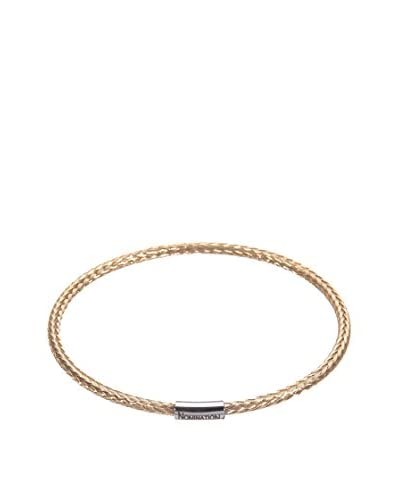 Nomination Pulsera You Cool Metal Dorado