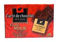 森永製菓 カレ・ド・ショコラ<フレンチミルク> 21枚入×6箱