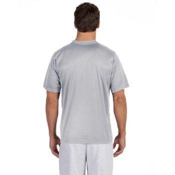 Фото - Augusta Sportswear Wicking Two-Button Jersey - SILVER GREY - 4XL Wicking Two-Button Jersey пенал dakine lunch box 5 l augusta