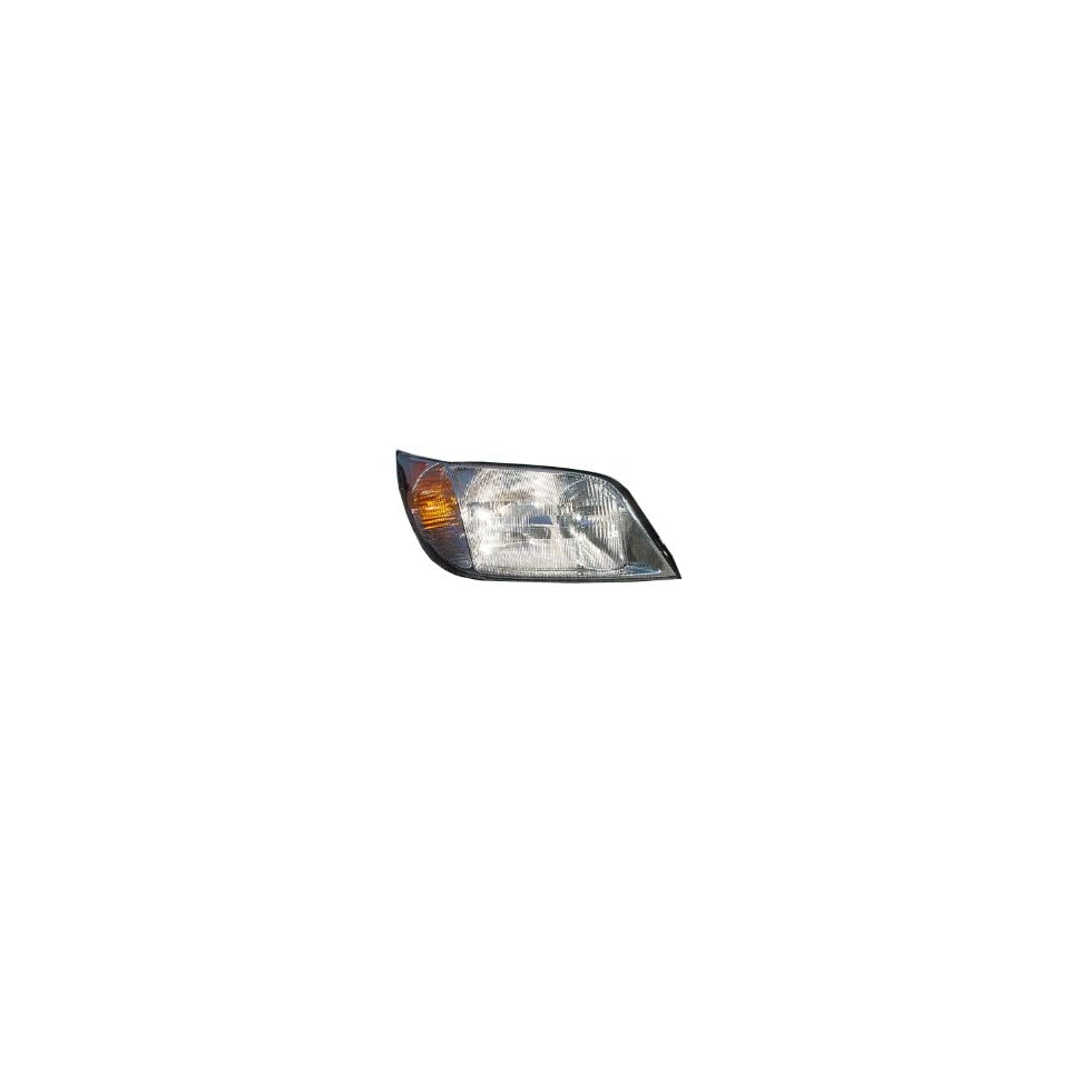 OE Replacement Dodge Sprinter Van Passenger Side Headlight Assembly Composite (Partslink Number CH2503173)