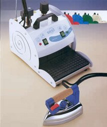 Commercial Snail Iron & 2 Litre Snail Boiler + FREE Iron Shoe