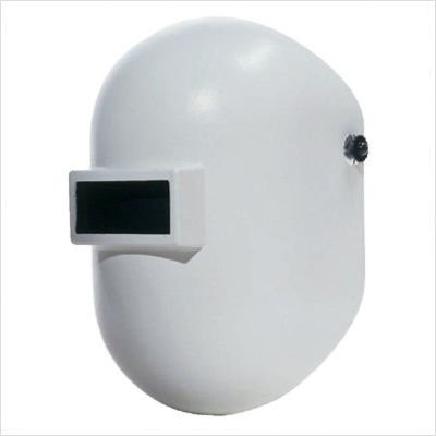 Fibre-Metal by Honeywell 110PWE 10 Piece Helmet with Neoprene Headgear, White