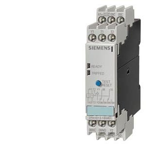 Siemens 3rn1013 1bb00 thermistor motor protection relay for Thermistor motor protection relay