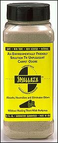 Smelleze® Eco Carpet Deodorizer Powder: 2.5 lb.
