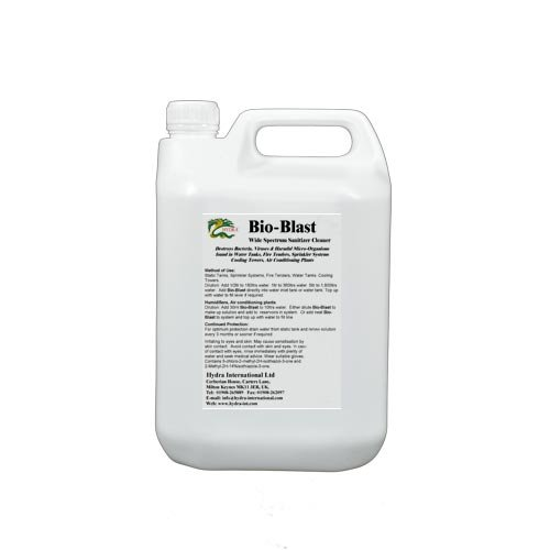 Resolve Drainage Problems with Hydra Bio Blast 1 Litre