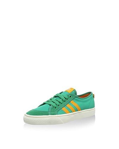 adidas Sneaker Nizza Lo türkisgrün