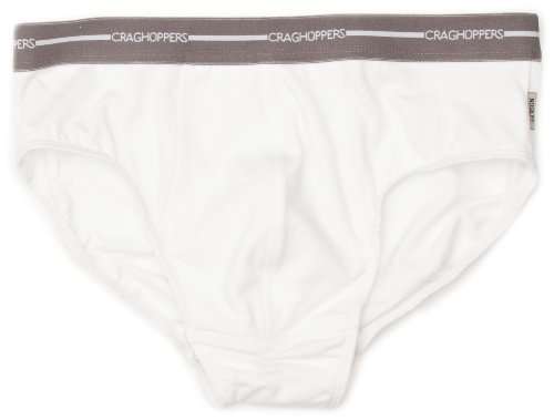 Craghoppers Men's NosiLife Brief Insect Repellent Underwear