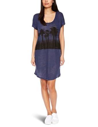 Billabong Oasis Maxi Women's Dress Midnight Small