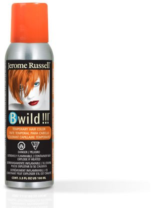 Jerome Russell Bwild!!! Temporary Color Spray