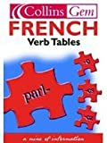echange, troc - - French Verb Tables (Collins GEM)