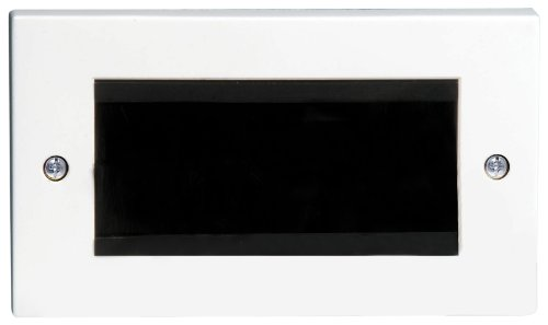 Philex 70436R Double Width Entry/Exit Faceplate Cable
