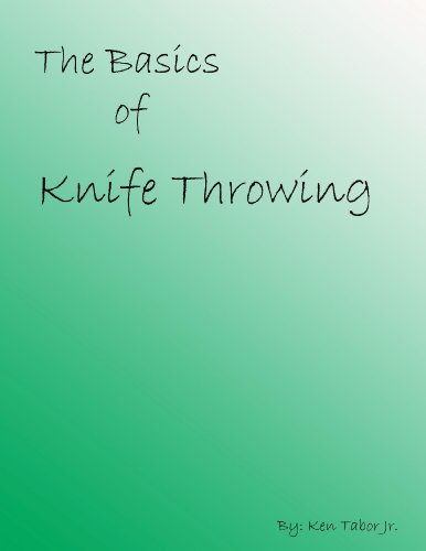 The Basics Of Knife Throwing