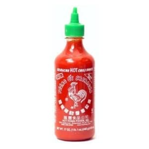 Huy Fong - Sriracha Hot Chili Sauce 17 Oz.