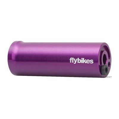 Flybikes 7075 AL Peg 10mm Flat Purple