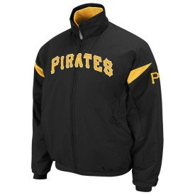 Pittsburgh Pirates Authentic Triple Peak Premier Jacket by The Pittsburgh Fan