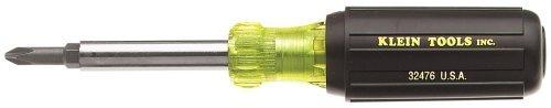Klein 32477 10-in-1 Screwdriver/Nut Driver