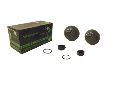 2x RCA FRANCE 1102 Suspension Spheres