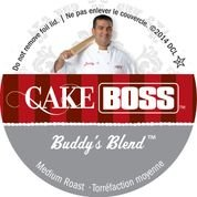 Cake Boss Coffee - Buddy's Blend - 48 Single