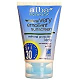 Alba Botanica Mineral Sunscreen for Kids SPF 30 - 4 oz