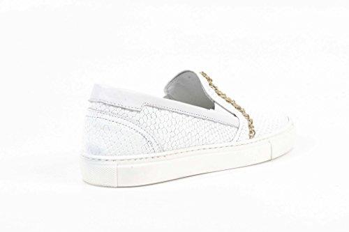 sneakers donna Versace 19.69 Abbigliamento Sportivo Srl Milano Italia ladies sneaker 3510-1 cocco bianco -- 40 it - 10 us