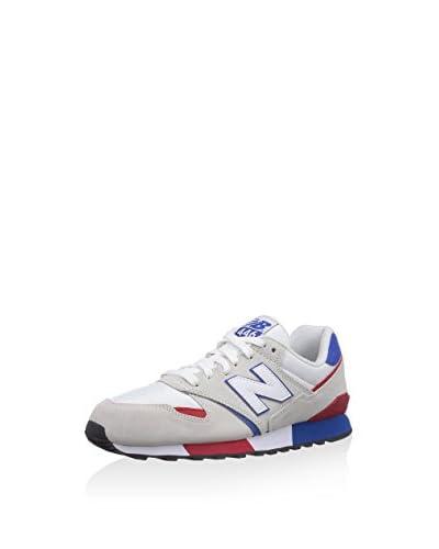 New Balance Sneaker Nbu446Smwb [Grigio Chiaro/Bianco/Blu]