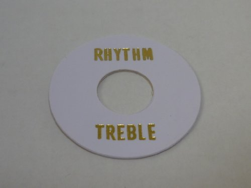 (Gemacht in Japan)High Quality LP Toggle Switch Treble Rhythm Plate Wei?