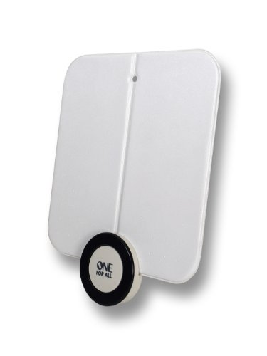 One for all SV 9215 Antenne d'intérieur ultra plat 41dB HD Ready