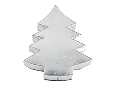 Christmas Tree Shape Birthday Wedding Anniversary Cake Tin
