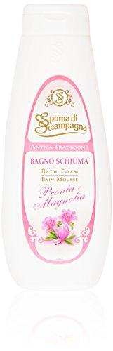 Spuma Di Sciampagna - Bagno Schiuma, Peonia E Magnolia - 500 Ml