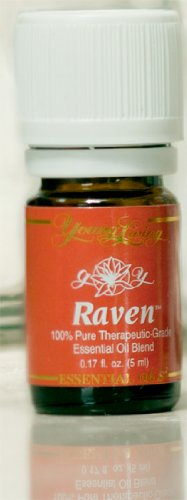 Young Living Raven Essential Oil - 5 ml