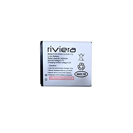 Riviera-1400mAh-Battery-(For-Intex-Aqua-Cloud-Y13)