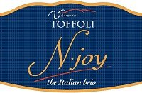 Toffoli White Wine N Joy 750Ml