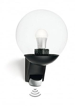 steinel kugelleuchte mit bewegungsmelder sensor au enlbeleuchtung leuchte lampe da636. Black Bedroom Furniture Sets. Home Design Ideas