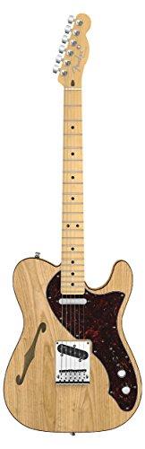 Fender American Deluxe Telecaster Thinline - Natural (Fender American Telecaster Deluxe compare prices)