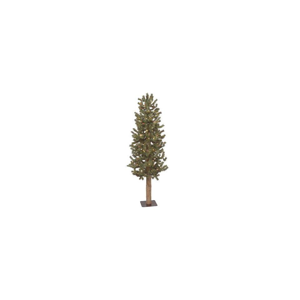 Pre Lit Rice Light Alpine Tree (1620 40C ACE)